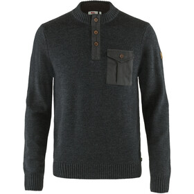 Fjällräven G-1000 Pocket Sweater Men dark grey